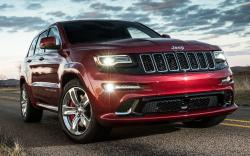 Jeep Grand Cherokee SRT #21