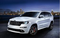 Jeep Grand Cherokee SRT8 #18