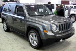 Jeep Patriot Latitude X #17