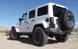 Jeep Wrangler Unlimited Rubicon #10