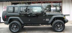 Jeep Wrangler Unlimited Sport #12