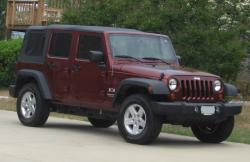 Jeep Wrangler Unlimited X #34