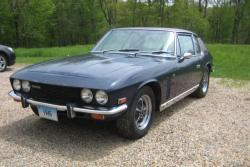 Jensen Interceptor II 1971 #9