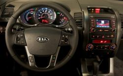 KIA has introduced a new KIA 2012 Sorento #8