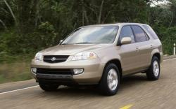 Laconic and elegant Acura 2000 MDX #9