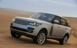Land Rover 2013 delivers the optimum ride #8