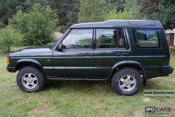 Land Rover Discovery 1999 #11