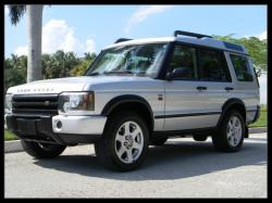 2004 Land Rover Discovery - Information and photos - MOMENTcar