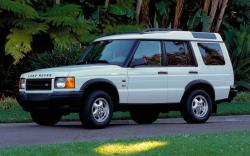 Land Rover Discovery Series II 2001 #11