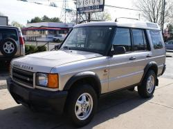 Land Rover Discovery Series II 2001 #7