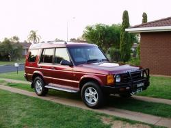 Land Rover Discovery Series II LE #7