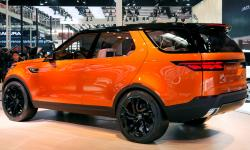 Land Rover Discovery Sport 2016 #11