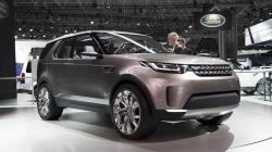 Land Rover Discovery Sport 2016 #8