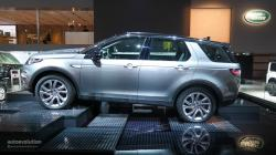 Land Rover Discovery Sport #9