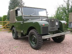 Land Rover Series I #12