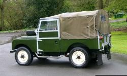 Land Rover Series I 1956 #12