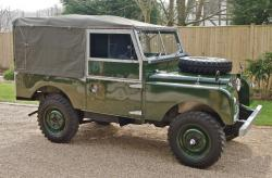 Land Rover Series I 1956 #8