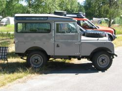 Land Rover Series I #6
