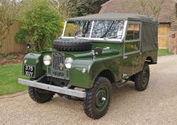 Land Rover Series I #8