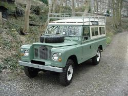 Land Rover Series II #11