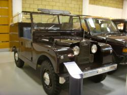Land Rover Series II #13