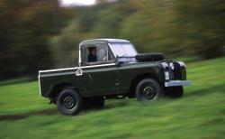 Land Rover Series II 1960 #12