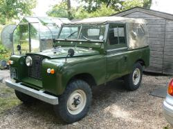 Land Rover Series II 1960 #9