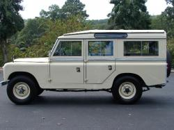 Land Rover Series II 1963 #10