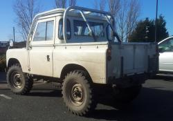 Land Rover Series II 1963 #12