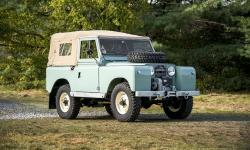 Land Rover Series II 1963 #6
