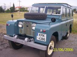 Land Rover Series II 1963 #8