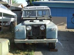 Land Rover Series II 1964 #7