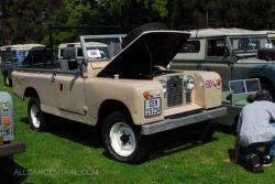 Land Rover Series II 1964 #9
