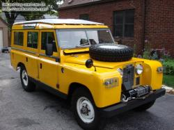Land Rover Series II 1964 #11