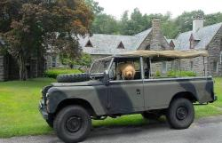 Land Rover Series II 1967 #10