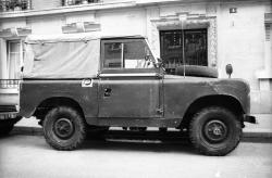 Land Rover Series II #6