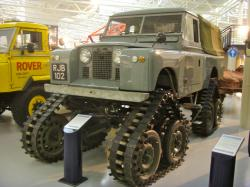 Land Rover Series II #7