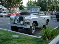 Land Rover Series II #9