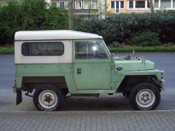 Land Rover Series III 1972 #7