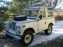 Land Rover Series III 1972 #8
