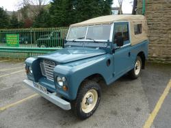Land Rover Series III 1980 #11