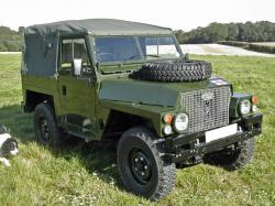 Land Rover Series III 1980 #13
