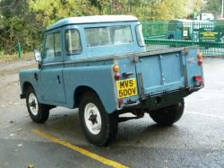 Land Rover Series III 1980 #7