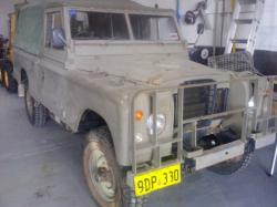 Land Rover Series III 1980 #8