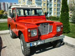 Land Rover Series III 1982 #8