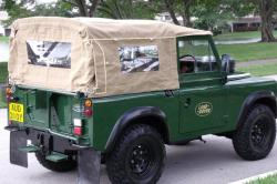 Land Rover Series III 1982 #9