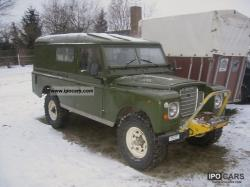 1982 Land Rover Series III