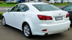 Lexus IS 250 2011 #8
