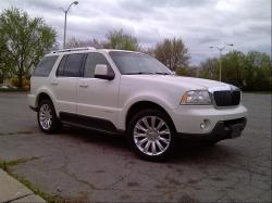 Lincoln Aviator #10