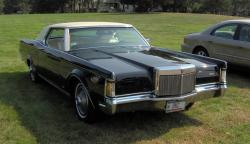 Lincoln Continental Mk IV #10
